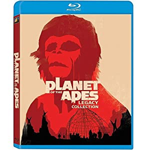 Planet of the Apes Legacy Collection [Blu-ray]