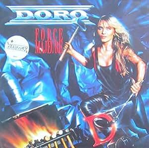 Force majeure (1989) [Vinyl LP]