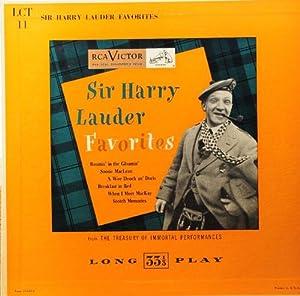 Sir Harry Lauder Favorites