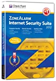 Zone Alarm Internet Security Suite 2012, 3 PCs (PC)