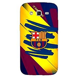 Jugaaduu Barcelona Back Cover Case For Samsung Galaxy Grand 2