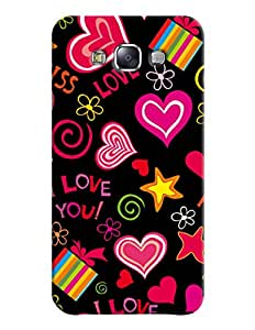 Back Cover for Samsung Galaxy E5