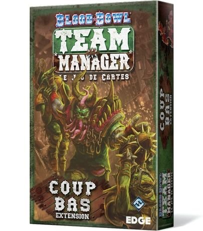 Edge Entertainment Blood Bowl: Team Manager Ext Coup Bas