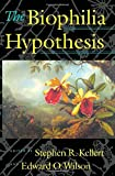 img - for The Biophilia Hypothesis (Shearwater Book) book / textbook / text book