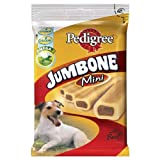 PEDIGREE® Jumbone® Mini with Beef 4 Chews 8 x 180g
