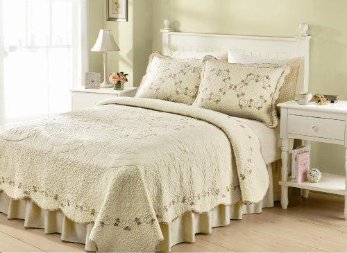 Pike Street Felisa Quilted Bedspread