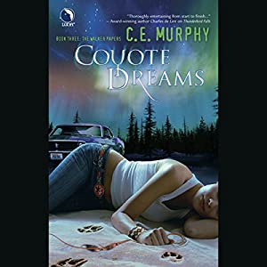 Coyote Dreams Audiobook