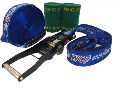 [Slack line] [WCP slackline] new products enjoyline 12 m (with treeware) launches in 2014