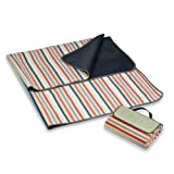 Picnic Time Sunshine Blanket Tote, Riviera