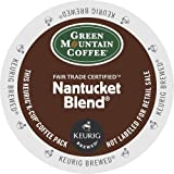 Keurig, Green Mountain Coffee, Nantucket Blend, K-Cup Packs