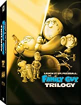 Laugh it Up Fuzzball: Family Guy Three-Pack (Blue Harvest/SomethingSomething Something Darkside/It's A Trap)