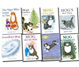 Judith Kerr Mog the Cat Collection Judith Kerr 8 Books Set (MOG'S CHIRSTMAS, MOG AND THE BABY, MOG IN THE DARK, MOG ON FOX NIGHT, GOODBYE MOG, MOG'S BADTHING, MOG THE FORGETFUL CAT, THE TIGER WHO CAME TO TEA)