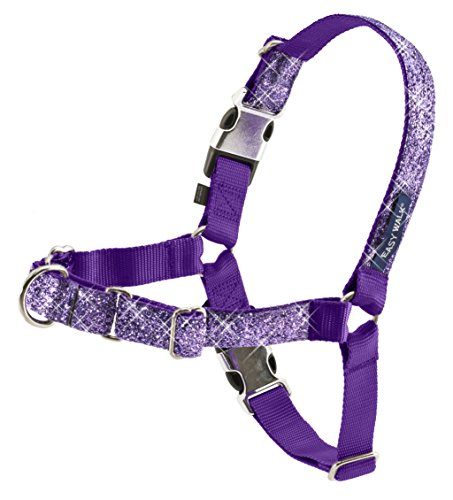 PetSafe Bling Easy Walk Harness, Large, Purple (Large Easy Walk Harness compare prices)