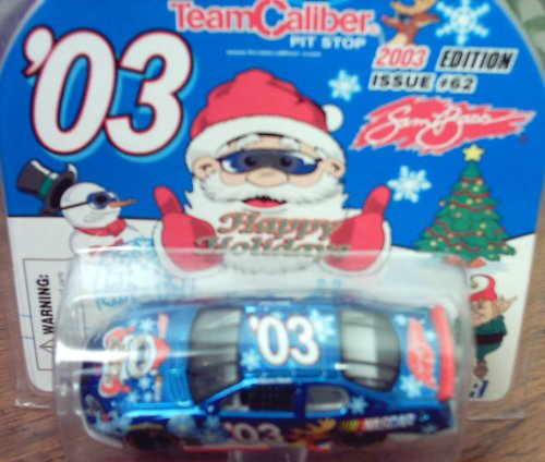 Sam Bass, Team Caliber 2003 Edition #62, NASCAR 03 - 1