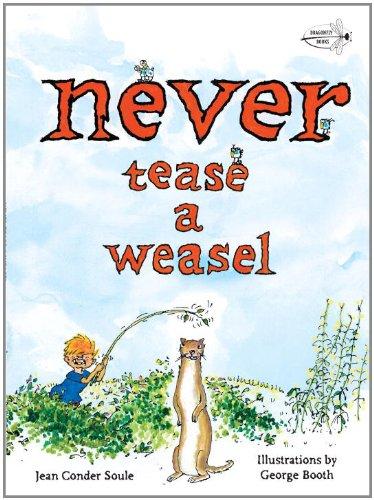 Never Tease a Weasel PDF