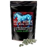 Blue Horse 100% Kona Coffee, Green (Unroasted!) Beans