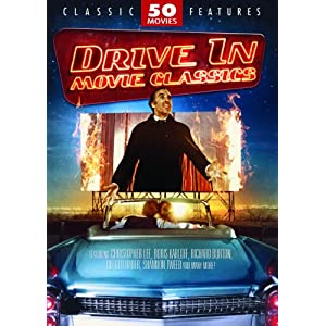 51vNDlSTrDL. SL500 AA300  Drive In Movie Classics 50 Movie Pack (1975)