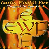 echange, troc wind & fire earth - plugged in and live cd