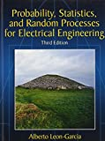 Probability, Statistics, and Random Processes For Electrical Engineering (3rd Edition)