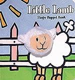 Little Lamb: Finger Puppet Book (Finger Puppet Brd Bks)