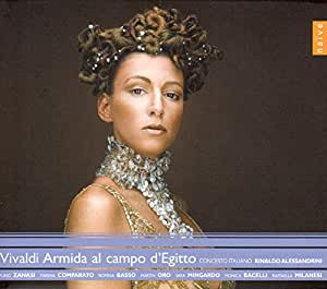 Vivaldi: Armida al campo d'Egitto (Tesori del Piemonte, Vol. 44)
