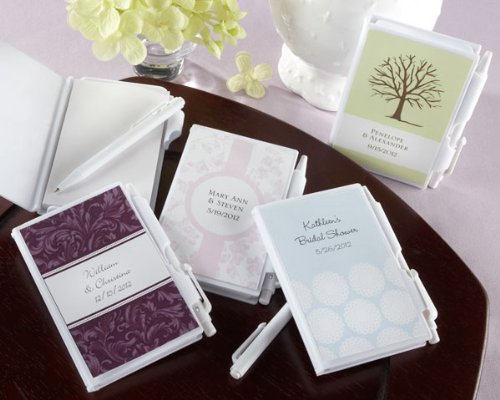 Noteworthy Couple Personalized Journal and Pen Set of 12 (Set of 6)