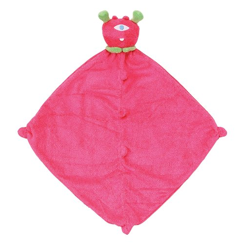 Angel Dear Cyclops Blankie Security Blanket, Fuchsia