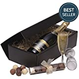 Champagne Sensation Gift Set - Free UK Express Delivery - Thank You Gifts, Birthday Gifts, Champagne Gifts.