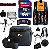Ideal Accessory Kit for Nikon Coolp