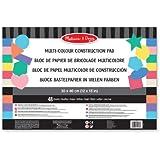 Melissa & Doug Jumbo Multi-Colour Construction Pad