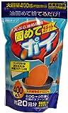 ライオンケミカル 天ぷら油処理用 固めてガチットポイ 400g