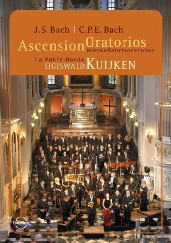 Bach: Ascension Oratorios [DVD] [2005]