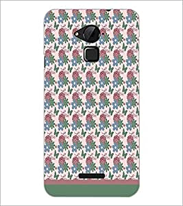 PrintDhaba Love pattern D-1821 Back Case Cover for COOLPAD NOTE 3 LITE (Multi-Coloured)