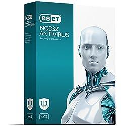 ESET NOD32 Antivirus 2016 - 1 PC