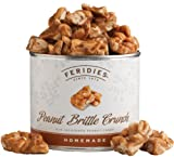 FERIDIES Peanut Brittle Crunch, 9-Ounce Cans (Pack of 3)