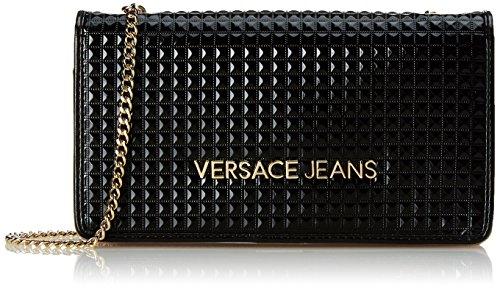 Versace - Ee1Vnbbx2_12 Cm_Nero, Bolso De Mano da mujer, negro, Taglia unica
