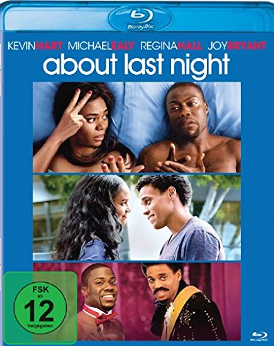 About last Night (inkl. Digital Ultraviolet) [Blu-ray]