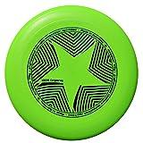 Eurodisc 175g Ultimate Frisbee Star Green (100% Organic!)