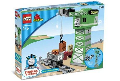 LEGO DUPLO Thomas & Friends - Cargo-Loading Cranky
