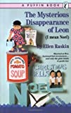 The Mysterious Disappearance of Leon (I Mean Noel) (0140329455) by Raskin, Ellen