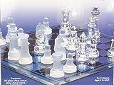 クリスタルガラスチェス 大HB-077