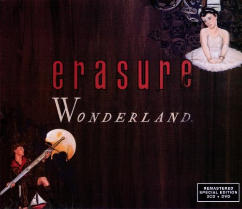Erasure - wonderland (special edition) cd1 - Zortam Music