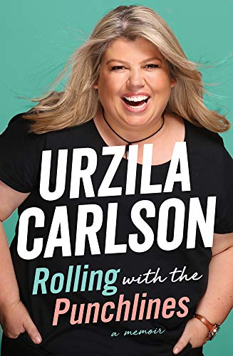 Rolling with the Punchlines [Carlson, Urzila] (Tapa Blanda)