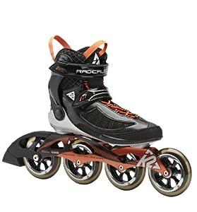 K2 Skate Radical 100 Racing Inline Skates by K2 Skate