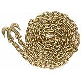 Grade 70 3/8''x25' Binder Chains Clevis Hook Each End