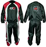 XXR Heavy Duty Sweat Suit Sauna Exercise Gym Suit Fitness Weight Loss Anti-Rip S-XXL