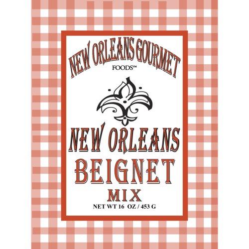 New Orleans Beignet Mix