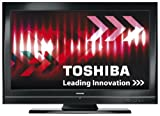 Toshiba 32BV500B 32 inch Widescreen HD Ready LCD TV with Freeview home cinema video