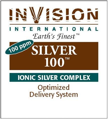 Invision International Silver 100 Spray 2 Oz
