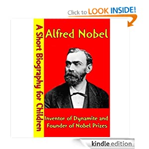 the life and accomplishments of alfred nobel Alfred nobelâ is the great representative of sciencehe worked all his life to make nitroglycerine more explosive alfred is remembered for his invention of dynamite and gun powder at present ,dynamite is being used for many purposes such as in the battlefield ,road construction,mine blasting,etcin the latter half of his life alfred nobel donated all his property to the cause of scientific.
